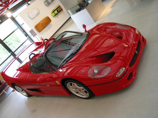 Roide Ferrari