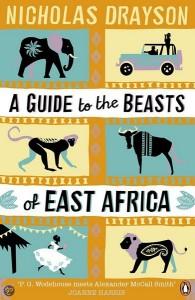 Boekomslag met leeuw, olifant enzovoort