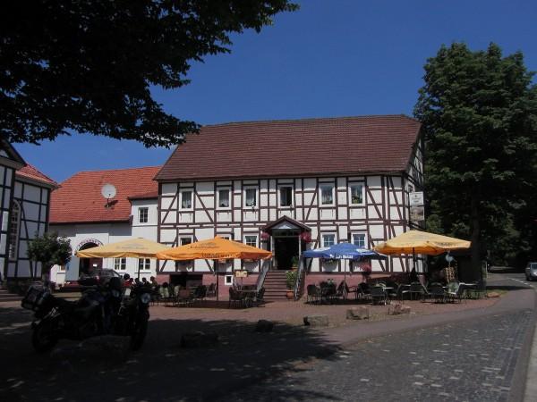 restaurant en motoren