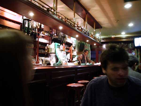 Franse bar
