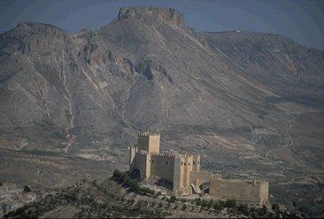 Het kasteel va boven