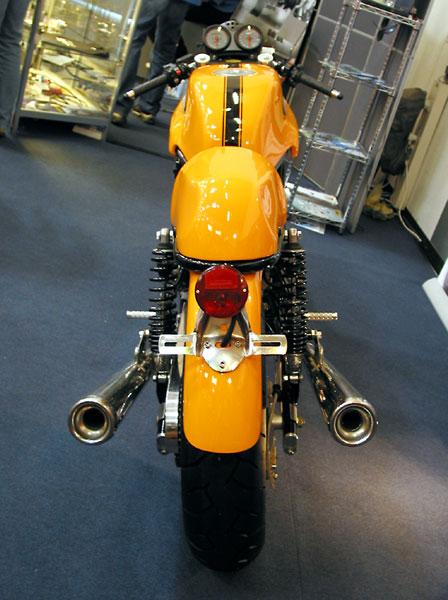 nieuwe klassieke Ducati